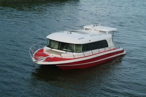 Seastella 38′ Luxury Hardtop Houseboat Yacht pictures & photos