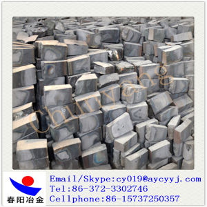 Nitride Ferro Chrome Low Carbon for Steelmaking 1-3mm 10-80mm pictures & photos