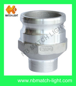 a-a-59326 (MIL-C-27487) /DIN2828 Aluminium Reducer Quick Coupling-Fr pictures & photos