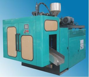 Blow Moulding Machine for Max 10L (single-station)