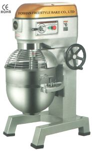 40 Liters Planetary Kneading Mixer in Bakery Equipment with Safety Guard (YL-40I)