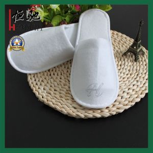 Hot Sale Cheap Promotional Disposable Hotel Close Toe Slipper