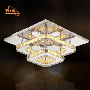 China Wholesale Flower Shape LED Crystal Ceiling Light - China ...