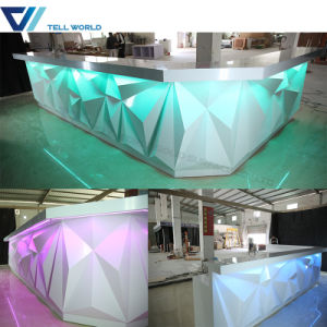 China Color 7 Coffee Shop Counter Design Restaurant Bar Counters ...