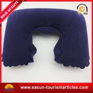 Inflatable U-Shape Neck Pillow for Airline pictures & photos