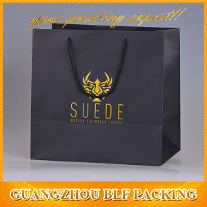 Custom Promotional Printed Paper Shopping Gift Bag / Bags with Logos (BLF-PB283) pictures & photos