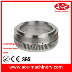 CNC Machining of Stainless Steel Bush pictures & photos