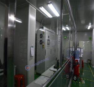 10k Dustfree Robotic Coating Booth pictures & photos