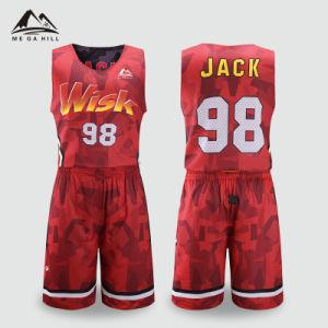 ec55f058942 Wholesale Best Design Sublimated Cheap Custom Blank Basketball Jerseys  Uniform