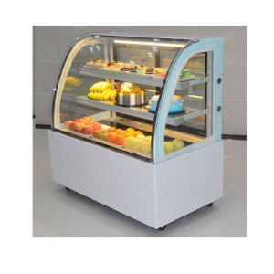 Manufacturer Customized Cake Bread Display Cabinet Bakery Showcase Wooden Storage Counter Bakery Retail Shop Interior Design