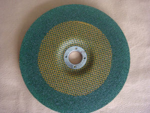 Resin Bonded Grinding Wheel for Metal 125X6.4X22.2mm pictures & photos