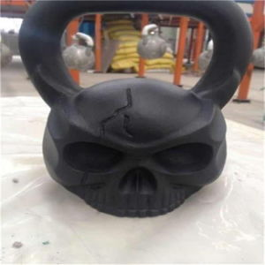 Skull Mask Kettlebell Hot on Sale pictures & photos