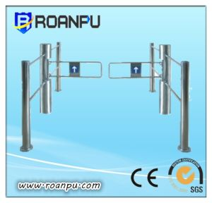 Infrared Supermarket Swing Turnstile Barrier Gate with CE and SGS Certificates