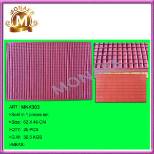 Car Accessories Car Carpet, Universal Rubber/PVC Floor Mat (MNK003) pictures & photos