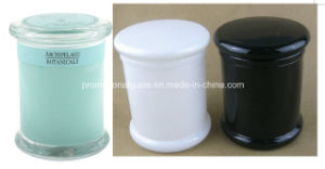 12oz Glass Metro Jar, Glass Candle Jars, Metro Candle Jar