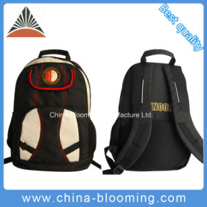 Ripstop Polyester School Student Backpack Bag for High School pictures & photos