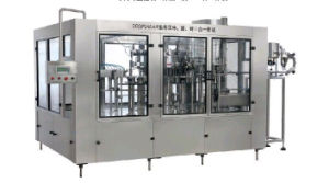 Washing Filling and Capping 3in1 Machine for Soda or Juice (DXGF80-80-18)
