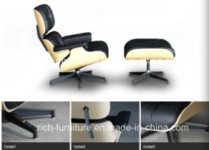 Charles Eames Lounge Leather Chair for Living Room (RF-388) pictures & photos