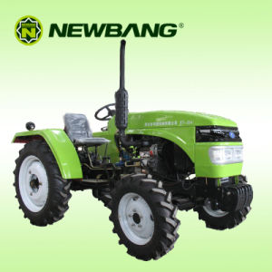 20-30 HP 4WD Mini Wheeled Farming Tractor Agricultural Machinery pictures & photos