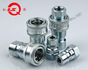 Lsq-S2 Close Type Hydraulic Quick Coupling pictures & photos