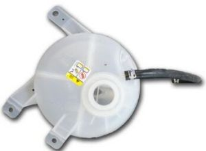 Engine Coolant Recovery Tank Front Dorman 603-029