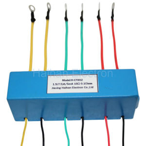 Current Transformer with 1.5 (7.5) a/5mA pictures & photos