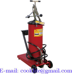 High Pressure Equipment Portable Foot Grease Pump Lubrication Bucket - 12L pictures & photos