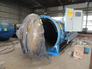 Electric Heating Vulcanizing Tank of 1700X4000 pictures & photos