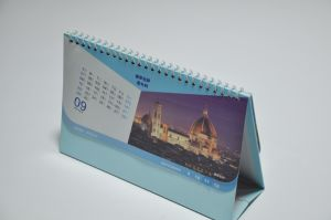 Paper Colorful Printing Pop-up Calendars pictures & photos