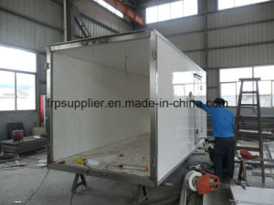 Refrigerated Truck Body and Dry Cargo Body Truck Body pictures & photos