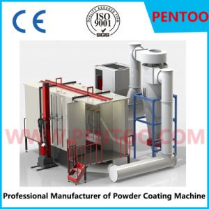 Reciprocator Powder Coating Machine in Coating Production Line pictures & photos