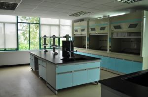 Suspendent System All Steel Lab Furniture Manufacture pictures & photos