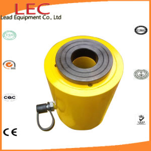 Customized Rch Series of Single Acting Hydraulic Hollow Cylinder pictures & photos