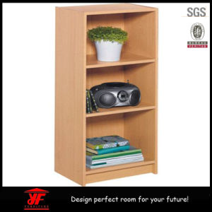 Oak Furniture Commercial Country Style Modern Corner Bookcase