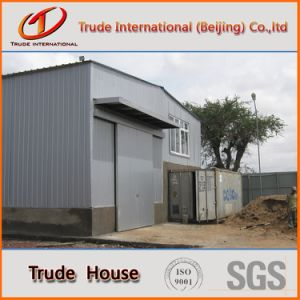 H Steel Frame Modular/Mobile/Prefab/Prefabricated Workshop pictures & photos