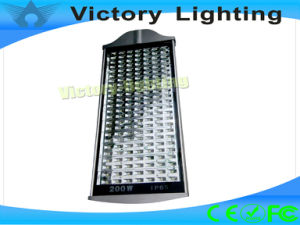 Victory Lighting 100-110lm/W LED Street Light 200W pictures & photos