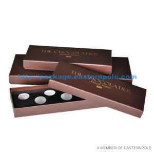Chocolate Paper Gift Boxes/ Rigid Boxes