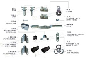 Shipping Container Door Locks Set Container Parts
