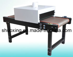CE Approved IR Conveyor Drying Machine (SD-1800IR) , Screen Printing Conveyor Dryer pictures & photos