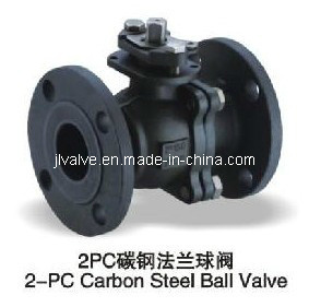 2PC Stainless Steel Flanged Ball Valve (Q41F-16P) pictures & photos