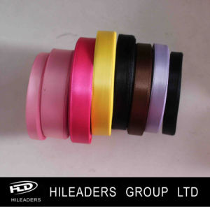 Multiple Color Polyester Satin Ribbon