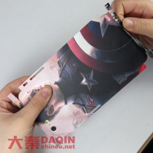 High Resolution Printer and Cutter for Making Mobile Skin pictures & photos