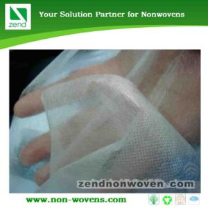 Soft PP Spunbond Non-Woven Fabric From pictures & photos