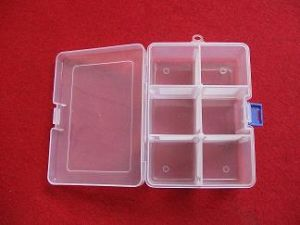 White Transparent Plasetic File Case Tool Box (SF-G565) pictures & photos