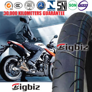 ISO9001: 2008 Motorcycle Tire 90/80-17 pictures & photos