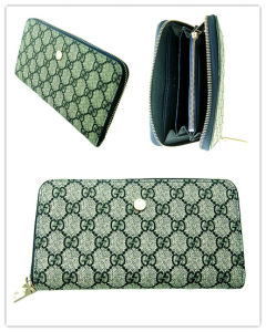 Fashion Lady PU Wallet/Purse/Bag (JYW1506) pictures & photos