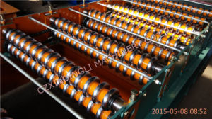 Corrugated Sheet Steel Roll Forming Machine pictures & photos
