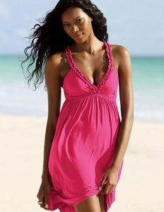 2012 Fashion Women Sexy Deep V Soft Cotton Swimwear Bikini Cover up Shirt (BD-12002)