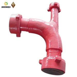 Y Type High Pressure Tee (High Pressure Pipe Fitting)