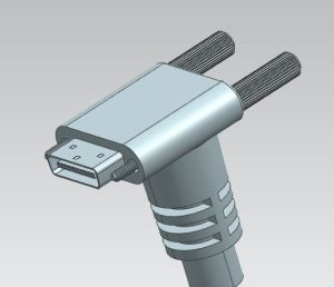 SDR 26pin Mini Camera Link Cable to up/Down Connector Adapter